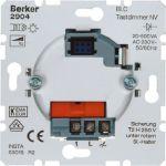 BERKER 2904 BLC Tastdimmer NV 20-500W