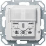BERKER 80262280 KNX Bewegungsmelder- Modul 2,2m mit integriertem Busankoppler für S.1/B.x