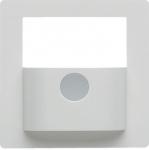 BERKER 80960429 Abdeckung für KNX- Bewegungsmelder-Modul Q.1/Q.3 Polarweiß samt