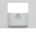 BERKER 80960479 Abdeckung für KNX- Bewegungsmelder-Modul K.1/K.5 Polarweiß glänzend