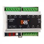 BESKNX CT430920 9S-K KNX Universalaktor 16A 9 Ausgänge