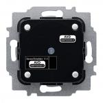 BUSCH-JAEGER 6211/1.1 Sensor/Schaltaktor 1/1-fach