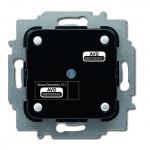 BUSCH-JAEGER 6212/1.1 Sensor/Dimmaktor 1/1-fach