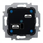 BUSCH-JAEGER 6213/1.1-WL Sensor/ Jalousieaktor Wireless 1/1-fach
