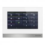 BUSCH-JAEGER H8236-4W-03 IP Touch 7 LAN/WLAN mit Raumtemperaturregler Weiß