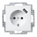 BUSCH-JAEGER 20 EUCBUSB-914 Busch- Balance SI USB-Steckdose Safety+