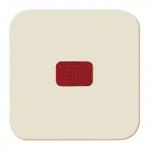 BUSCH-JAEGER 2509-212 Duro 2000 SI Abdeckung für Kreuz-/Wechselschalter