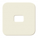 BUSCH-JAEGER 2520-212 Duro 2000 SI Abdeckung für Kreuz-/ Wechselschalter