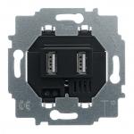 BUSCH-JAEGER 6472 U-101 USB Steckdose-Einsatz
