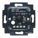 BUSCH-JAEGER 6517U-101 Busch- Serienschalter/Drehdimmer UP RL 60-400 W