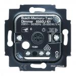 BUSCH-JAEGER 6560 U-101 Busch-Tastdimmer UP, RL, 25-500 W