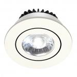 BRUMBERG 12321074 LED-Einbaustrahler DISC mit Linsenoptik 6W Weiß