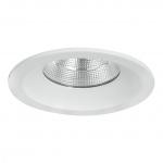 BRUMBERG 12521073 LED-Einbaudownlight BOWL rund 15W 3000K