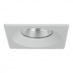 BRUMBERG 12531073 LED-Einbaudownlight BOWL eckig 15W 3000K