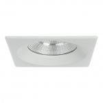 BRUMBERG 12533073 LED-Einbaudownlight BOWL eckig 30W 3000K