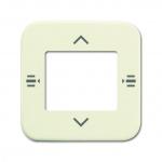 BUSCH-JAEGER 6108/61-212 Zentralscheibe für Bedienelement 6-fach 6108/60 weiß