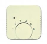BUSCH-JAEGER 1795 HK-212 Abdeckung für Raumtemperaturregler 1099 UHK weiß