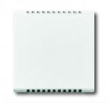 BUSCH-JAEGER 6541-84 Abdeckung für Kühlteil Studioweiß