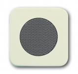 BUSCH-JAEGER 8253-212 Abdeckung für Lautsprecher-Einsatz 8223 U weiß