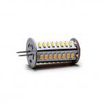 CONSTALED 30443 zylindrisches LED Leuchtmittel G4 3W 24V DC 2850K
