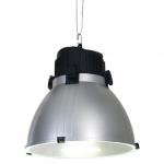 DEKO-LIGHT 600121 Pendelleuchte Zeppel 400 IP44 silber-matt