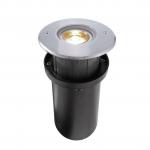 DEKO-LIGHT 730239 kapego Bodeneinbau Leuchte Quick Round 10W GU10 IP67 Rund