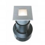 DEKO-LIGHT 730340 kapegoLED Bodeneinbauleuchte Basic Square I 0,55W