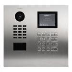 DOORBIRD D21DKH IP Video Türstation Edelstahl gebürstet Display/Keypad-Modul