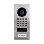 DOORBIRD D1101V AP IP Video Türstation Edelstahl V4A gebürstet Aufputz