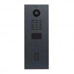DOORBIRD D2101FV IPVideo Türstation EKEY Edelstahl V4A pulverbeschichtet