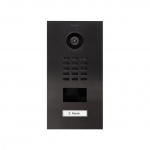 DOORBIRD D2101V IP Video Türstation Edelstahl Titan-Optik UP-Montage 1 Ruftaste