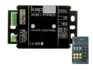 DEKO-LIGHT 843102 KAPEGO XS-PRO Cool / Warmwhite Controller 12 / 24