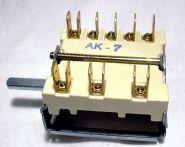 EGO 49.27215.520  Nockenschalter 16A,250V/10A,400V