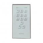 EKEY 101 677 Dekorelement KP IN GL Dekor für keypad Glas edelstahl