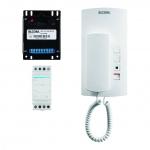 ELCOM 1000141 Audio Kit AEK-1 1+n weiß HAT-402 1-Teilnehmer