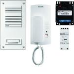 ELCOM 1000714 Audio Set ASP-1WS AP 1+n weiß STABILA/HAT-402 1-Teilnehmer