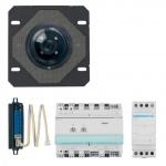ELCOM 1001511 Video Kit VKG-500/BTC mit Kamera-Türlautsprecher 2D-Video