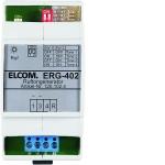 ELCOM 1201024 Etagenruf-Generator 4 Ruftöne zur Rufunterscheidung ERG-402