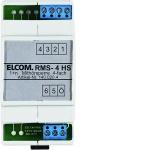 ELCOM 1400204 Mithörsperre  REG 1+n lichtgrau RMS-4HS 4 Teilnehmer