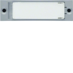 ELCOM 1504410 Namensschild AV3 hinterleuchtbar HB weiß
