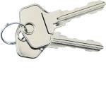 ELCOM 1504797 Briefkasten-Schlüssel BKS-220