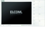 ELCOM 1513100 IP Videofon-Client für Windows-Betriebssysteme VWC-300