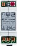 ELCOM 1804100 Video-Umschalter BVU-100 REG 6D-Video lichtgrau