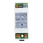 ELCOM 1901150 Schaltrelais 1-fach mit Eingang REG i2Audio BSR-140