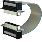 ELCOM 1901248 Multiplex Koppler BKM-003 Verbindungskabel 14 6D-Video grau 14 cm