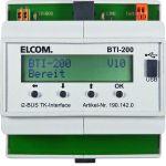 ELCOM 1901420 TK Schnittstelle REG i2Audio BTI-200 lichtgrau