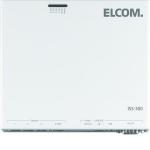 ELCOM 1903200 IP Sprechanlagen-Server ISS-300 AP weiß