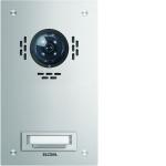 ELCOM 5301510BTC Türstation STABILA für Kamera-Türlautsprecher UP Alu 1-fach, 1-reihig