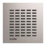 ELCOM 5813020 IP Audio Modul duplex LBM-310 EB Edelstahl matt MODESTA