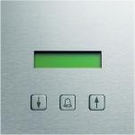 ELCOM 5813560 IP Display-Ruf Modul DBM-300 EB Edelstahl matt MODESTA
